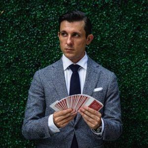 Lee Terbosic, Comedy Magician