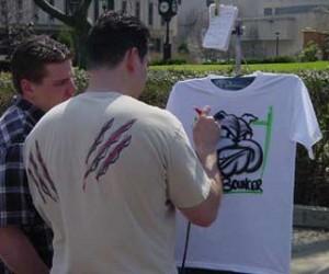 Airbrush T-Shirts, T-Shirt Airbrushing, Creative Entertainment Pittsburgh