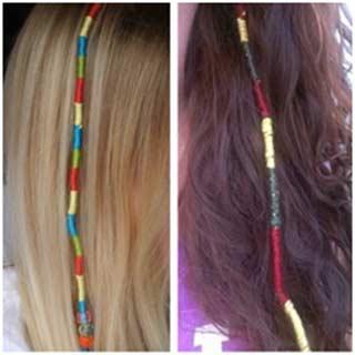 Hair Wrap, Creative Entertainment
