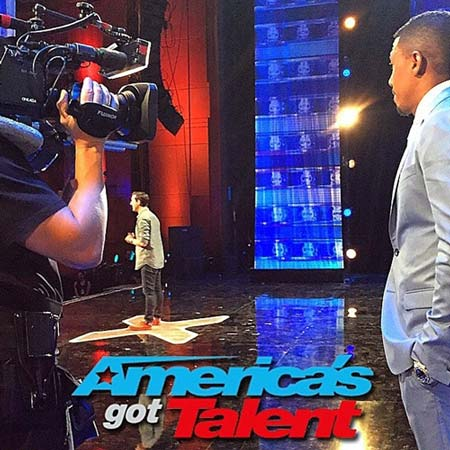Lee Terbosic, Magician, America's Got Talent