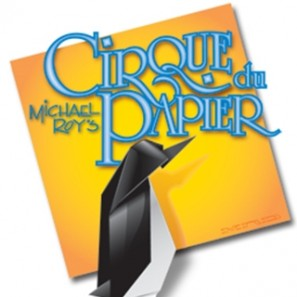 Cirque Du Papier, Paper Folding, Michael Roy