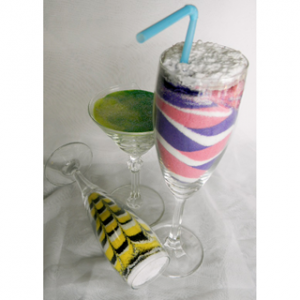 Sand Martini, Sandtini, Create Your Own Entertainment
