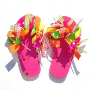 Flip Flops, DIY, Create Your Own