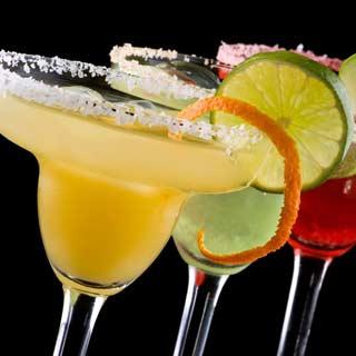 Margarita Man, Frozen Drinks