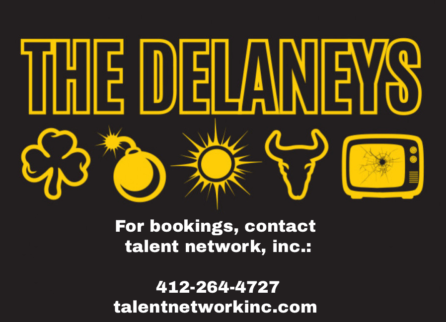 The Delaneys, cover band, band, performers, talent network inc, entertainment, entertainers