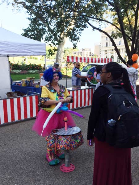 Giggles The Clown, Balloon Sculptor, Children's Entertainment Pittsburgh