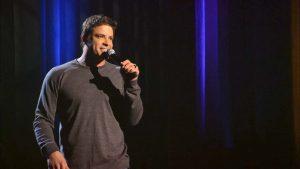 Standup Comedian, Collin Moulton