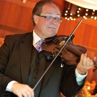 Steven Vance, Violinst, Pittsburgh music