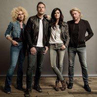 Little Big Town, Top Country Band