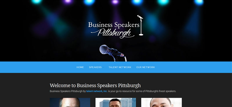 Business Speakers Pittsburgh