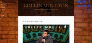 Collin Moulton, Funny Comedian, Physical Comedy, National Comedian