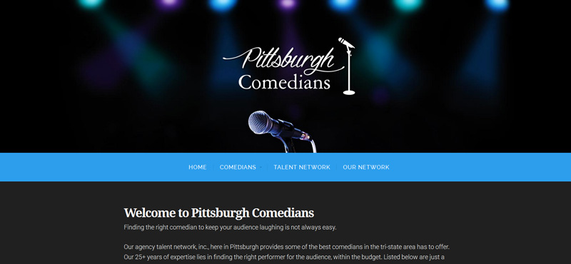 Pittsburgh Comedians