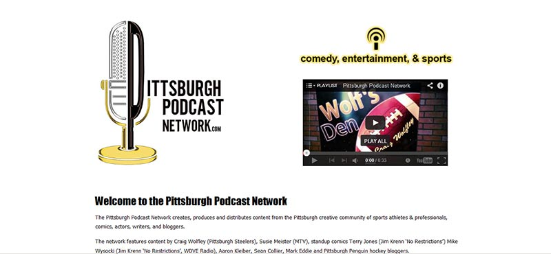 Pittsburgh Podcast Network