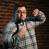 Collin Chamberlin, Pittsburgh comedian, stand up comedy