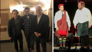 Martin Short, Collin Chamberlin, Pittsburgh Entertainment