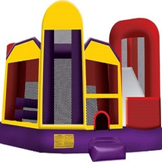 Fun House, Inflatable, Novelty