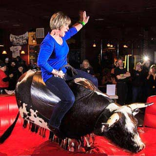 Rent Mechanical Bull