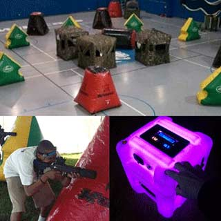 Mobile Laser Tag, Rental