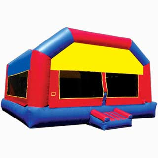 Moon Jumbo Bouncer, Inflatable