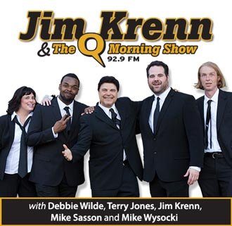 Jim Krenn and the Q Morning Show
