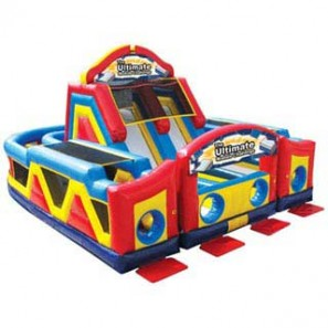 Ultimate Obstacle Course, Inflatable Game