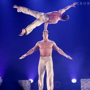 Acrobazia, Acclaimed Show, Balancing Duo