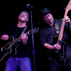 Mark Eddie's Dueling Guitars, Music & Comedy Show