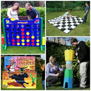 Oversized Games, Giant Games, Life-Size Games