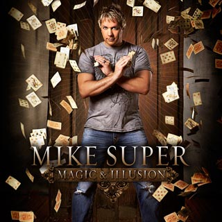Magic & Illusion, Mike Super