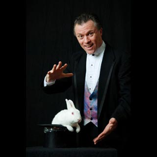 David Lawrence, Pittsburgh Magician