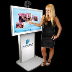 SlickPic, Photo Booth, Photo Kiosk, Customize Photo Booth Pittsburgh