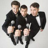 Three Waiters, Singing Trio