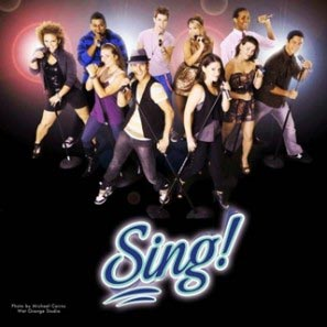 SING, Glee-Style Show, Cover Music