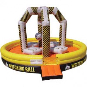 Wrecking Ball, Inflatable Game Rental