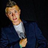 Comedian Derrick Knopsynder