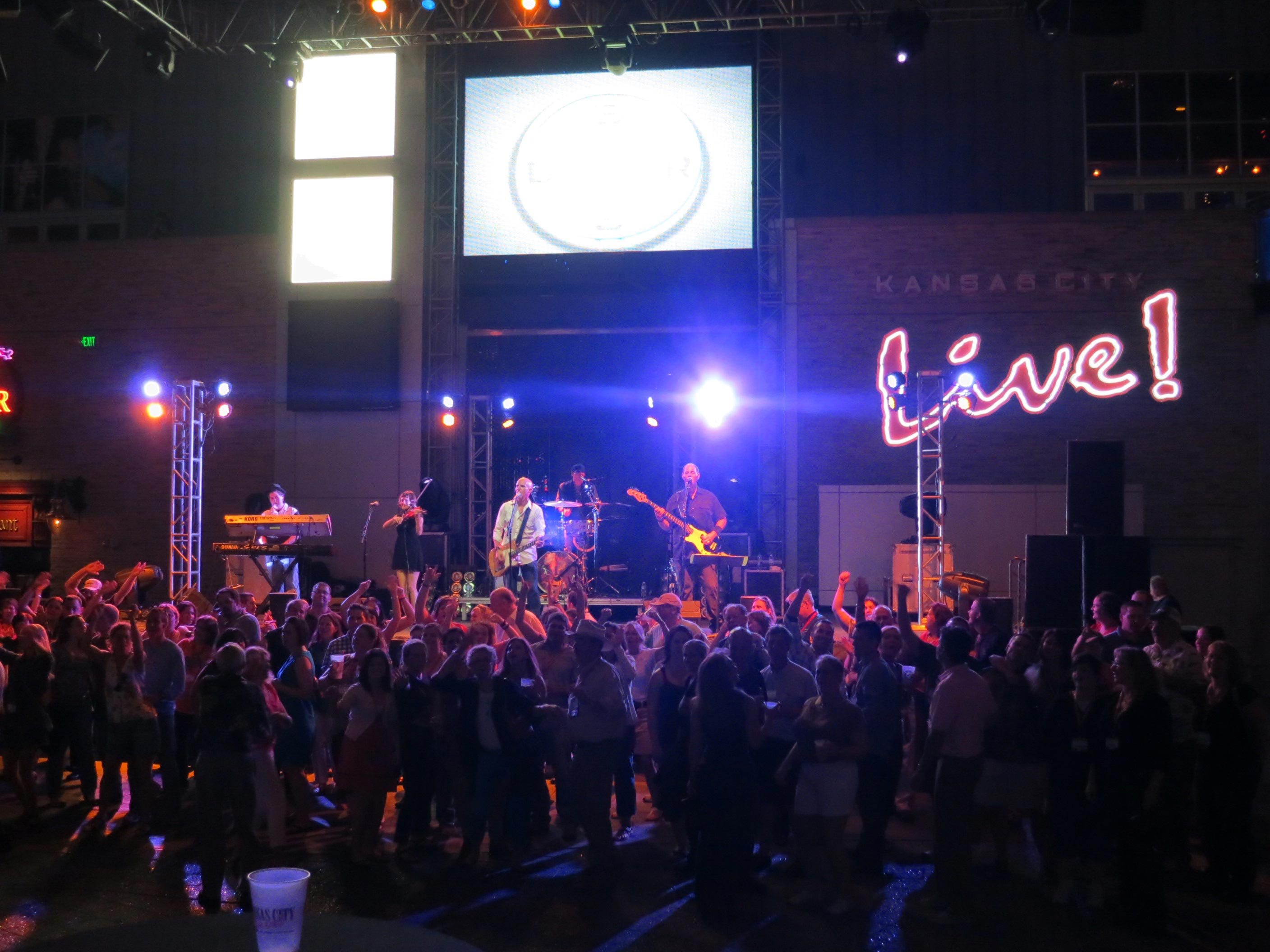 Edsel West, Live Music, Corporate Entertainment, Cover Band