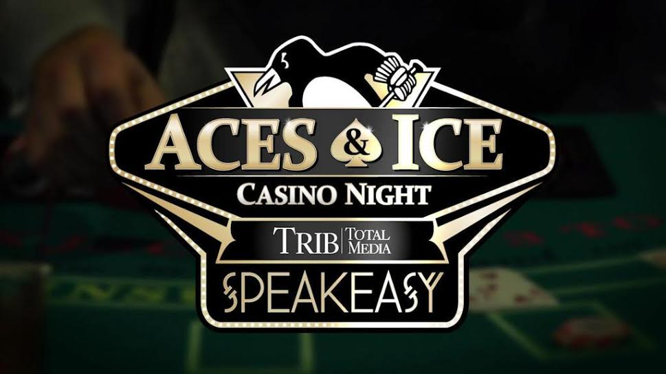 pittsburgh penguins casino night talent network event
