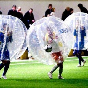 Bubble Soccer, College Entertainment, Fun party ideas