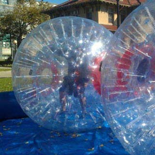 Rent Hamster Ball, College Entertainment Ideas