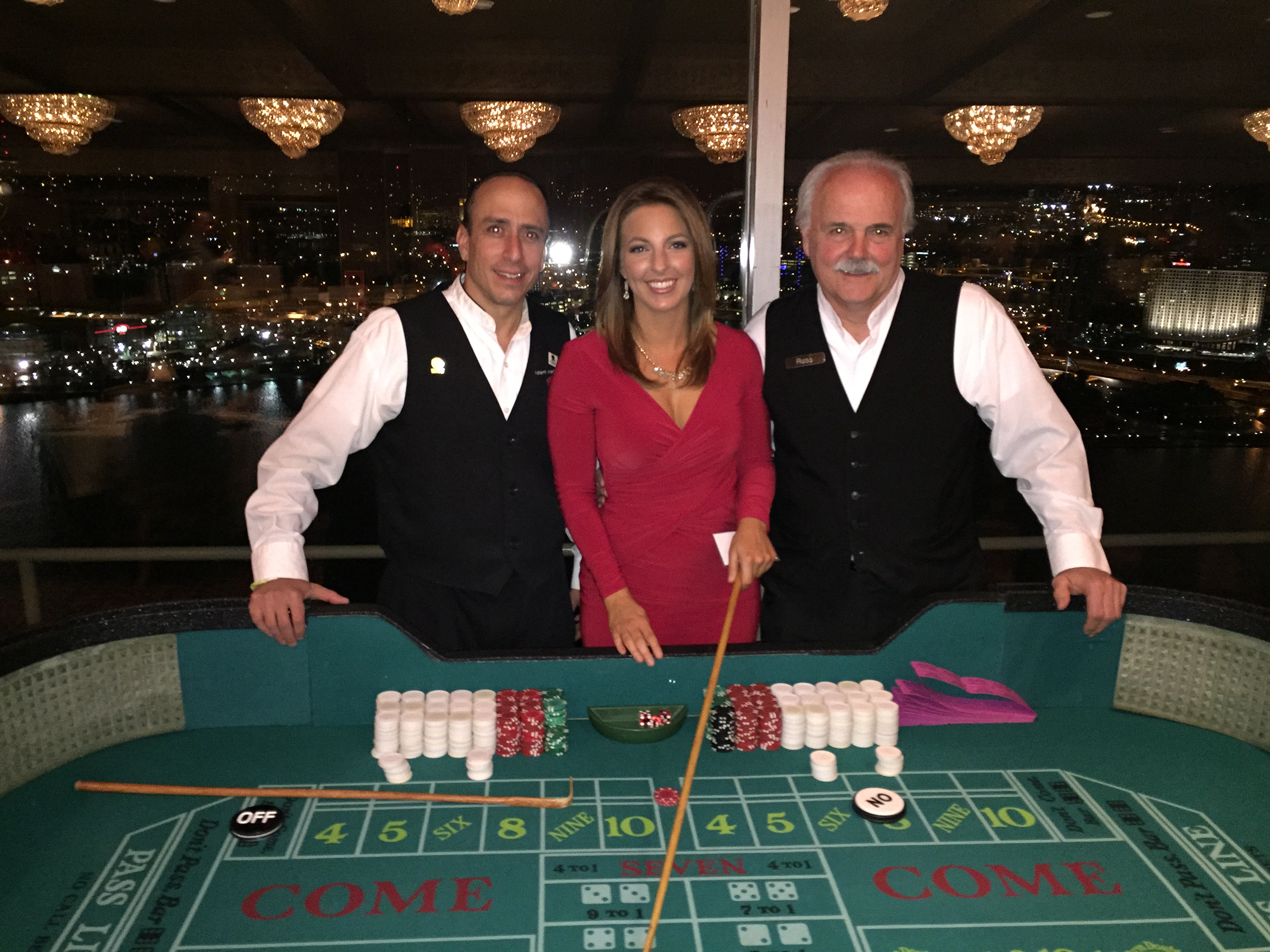 Book Casino Night Pittsburgh