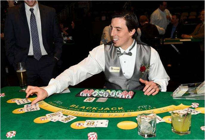 Pittsburgh Penguins, Monte Carlo Night, Casino Party, Fleury