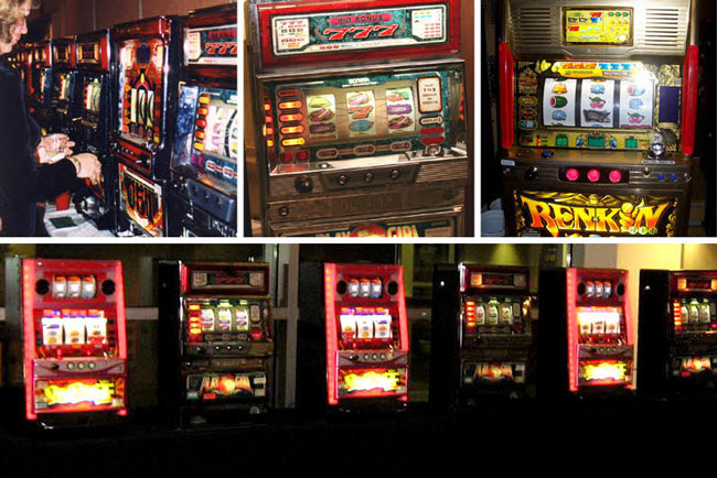 Genuine Slot Machines by talent network
