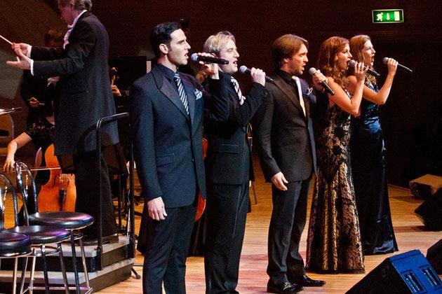 Bravo Amici, Live Opera