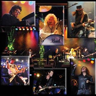 Hit Men All-Stars, Supergroup, Aerosmith, Boston, Fleetwood Mac, Journey