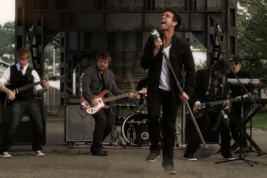 Identity X, rock band Pittsburgh