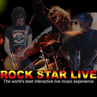 Rock Star Live, Live Band Karaoke