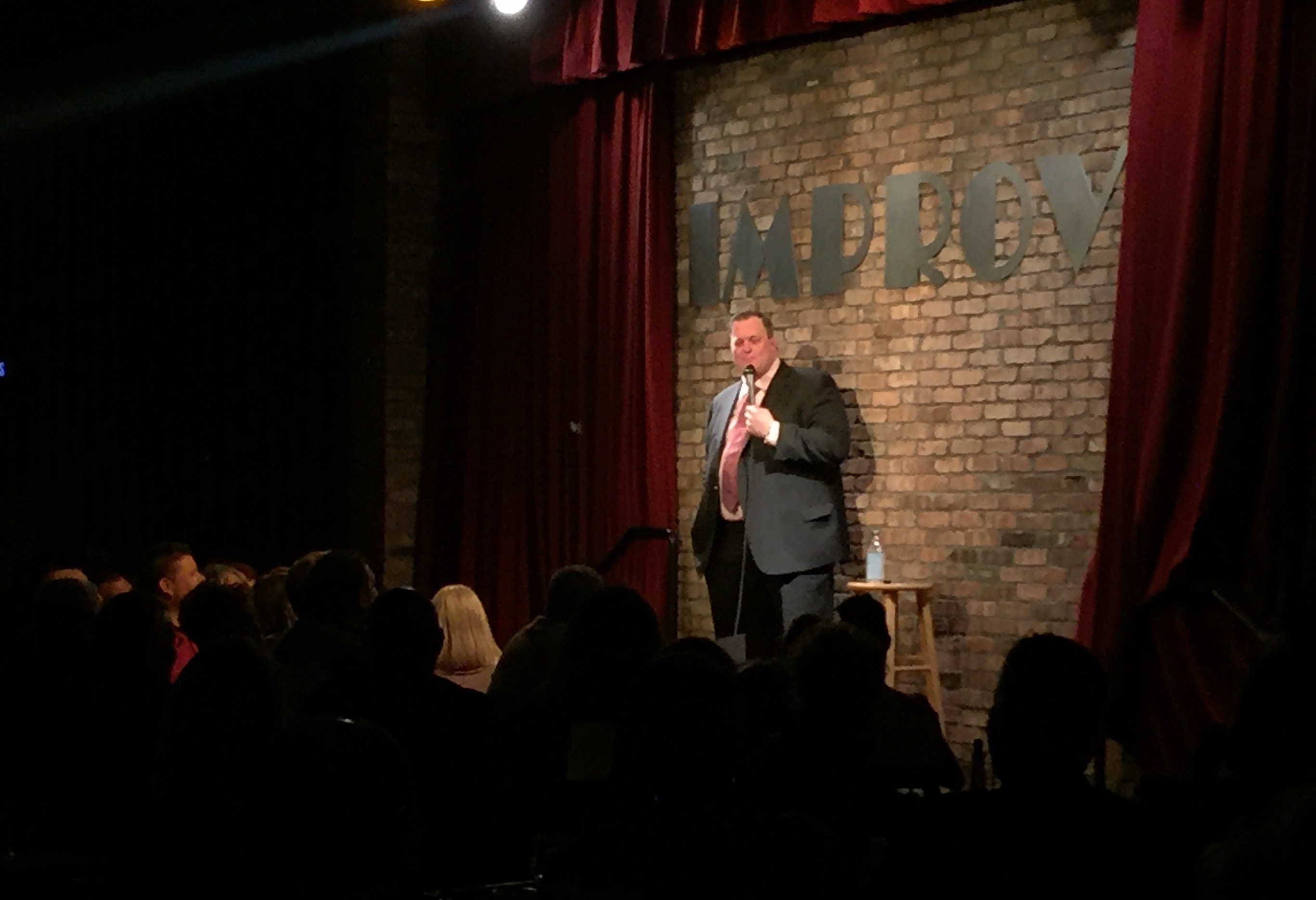 Billy Gardell, Stand-Up Comedian, Mike and Molly