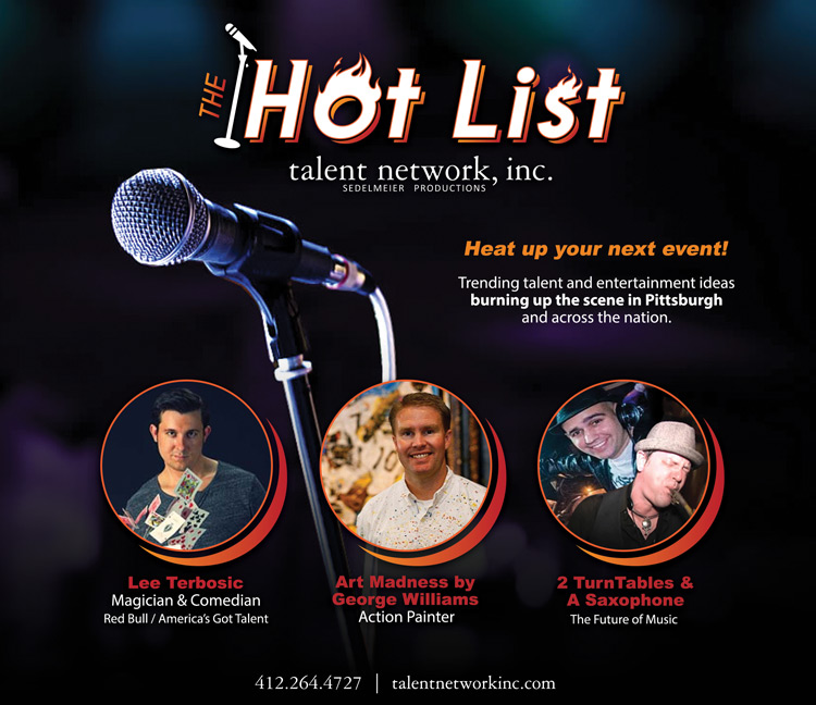 The Hot List Pittsburgh