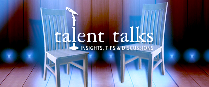 talent network podcast talent talks