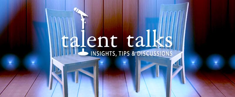 talent network podcast talent talks